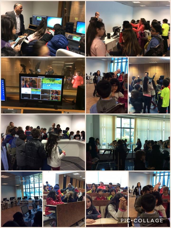 Sortie au Centre National des Technologies en Education (CNTE )